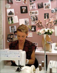 Cecilie Melli - such an amazing designer! My Dream, Photo Wall, Gallery Wall, Amazing, Design, Desk, Blogging, Photograph, Design Comics
