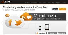 Alerti, una buena forma de monitorizar lo que se dice sobre nuestra marca en Internet