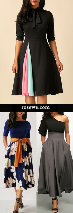Boat party dresses, free shipping worldwide, better service & high quality at rosewe.com, check them out.