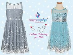 Get Professional Custom Tailoring Services for Kids in India at Vastrashilpi Only  #customtailoring