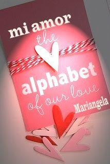 alfabeto de nuestro amor:-)