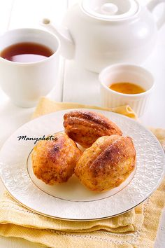 ... about MADELEINES on Pinterest | Madeleine, Madeleine recipe and Lemon