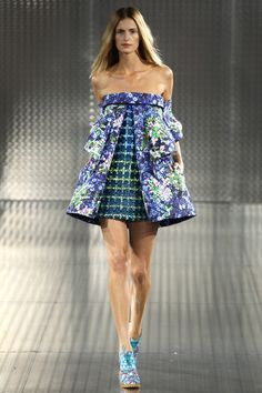 Mary Katrantzou - Spring Summer 2014