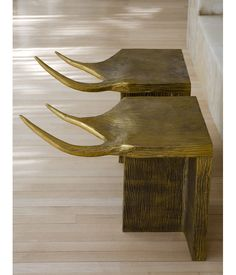 do I really need to say a word here? NO, i didn't think so! LOL Rick Owens modern furniture interiors