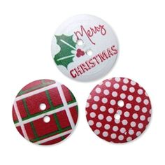 Plaid Wood Buttons 199002043 � Blumenthal Lansing buttons