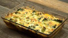 Das perfekte GRATIN: Brokkoli-Kartoffel-Auflauf-Rezept mit Video und einfacher Schritt-für-Schritt-Anleitung: Kartoffeln kochen. Brokkoli in Röschen…