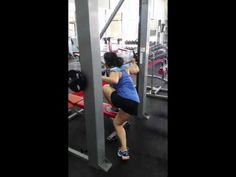 Legs ,Hamstring ,Glutes ,Great workout routine - YouTube