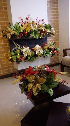Christmas Wreaths, Christmas Decorations, Table Decorations, Seasonal Decor, Holiday Decor, Mesh Wreaths, Floral Wreath, Angeles, Seasons