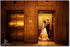 I really like this photo, the lighting and symbolizm Portrait Photography, Wedding Photography, Wedding Photos, Wedding Day, Photojournalism, Photo Poses, White Dress, Elevator, Lighting