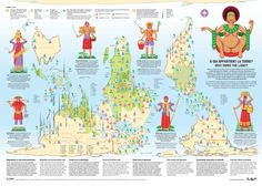 All Continents, Map Maker, Environmental Justice, Community Organizing, Civil Society, Red Balloon, State Police, Library Of Congress, Street Signs