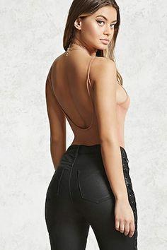 Classic Cami Bodysuit