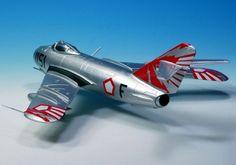 SMER 825 - MiG - 17 F/Lim - 6 bis, skala 1:48