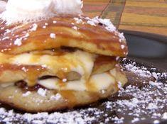 Bob+Evans+Copycat+Recipes:+Caramel+Banana+Pecan+Cream+Pancakes
