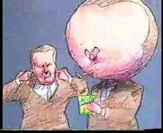Bill Plympton Presents Nik Naks   An animation that stuck in my head as a kid!