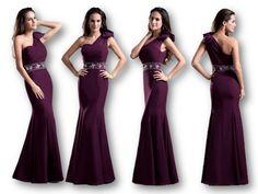 [BLOG POST] Universally Flattering Colours Part 5: Purple Evening Dresses #purple #formaldresses #eveningdresses #bridesmaids
