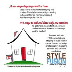 Twitter / StyleFusionHS: Style Fusion Home Staging...in ...