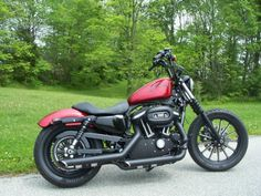 Ed and Jeffrie's dream! Sportster Iron, Harley Davidson Iron 883, Luxury Living, Motorcycles, Motorbikes, Motorcycle, Choppers, Crotch Rockets