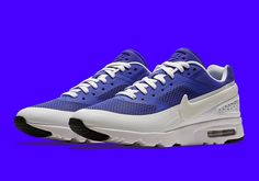 """Not only does the Nike Air Max BW update the the construction of the original Air Max BW, but now the shoe also receives a new twist on the iconic """"Persian Violet"""" colorway. This time around the familiar shade of … Continue reading →"""