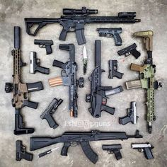 Weapons Guns, Guns And Ammo, Zombie Apocalypse Weapons, Revolver Pistol, Battle Rifle, Gun Art, Custom Guns, Hunting Guns, Military Guns
