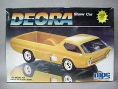 MPC - Dodge Deora show car model kit.