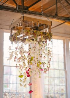 See more of this unique flower chandelier