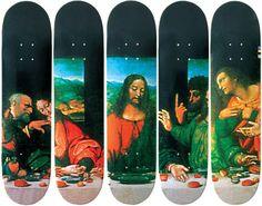 Jesus Skater