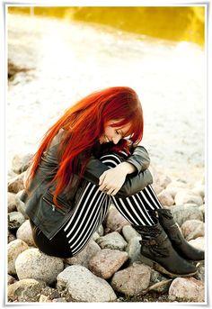 """""""Olen aina ollut ihminen, joka haluaa ilahduttaa muita. Silloin paala helposti loppuun."""" ~ Johanna❤  Photo courtesy of Sini Pennanen"""