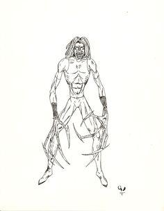 Este compadre lo tome de algun número de Gen 13, dibujado por Jeff Scott Campbell