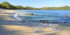 Traumhafter Strand auf Costa Rica