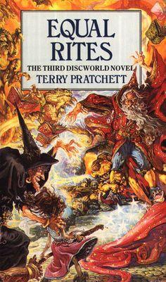 Equal Rites (Discworld #3)  by Terry Pratchett