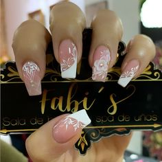Luv Nails, Camo Nails, Aycrlic Nails, Nail Manicure, Nail Bar And Spa, French Tip Nail Designs, French Acrylic Nails, Glamour Nails, Lines On Nails