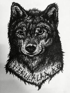 Alone wolf  (Lamy)