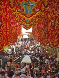 Festa di Ferragosto a Malta, una #twitpic della turistapercaso Elidya #buongiorno