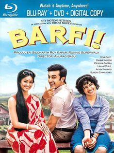 Barfi 2012 Full Hindi Movie Download BRRip 720p 1Gb