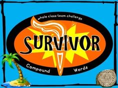 Survivors ready?! Play this fun, whole class game to practicecompound words!Divide your students into teams, play the Survivor theme music and begin the challenge! First team to complete the challenge, wins reward!***This game is included in my Compound Word search the room packet.https://www.teacherspayteachers.com/Product/Compound-Word-Games-and-Activities-1706886