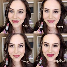 MAC lipstick in Captive - Google Search