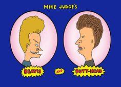 Beavis And Butt-Head :) - cartoons - music videos - MTV - MEMORIES - 90's TV