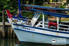 boat in chai chet