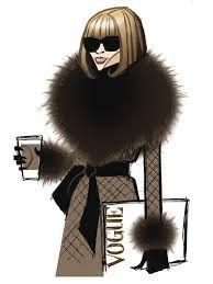 ".: Toda-poderosa da ""Vogue"" quer proibir selfies"