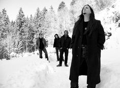 Agalloch.  I've both seen & met these guys twice now.  Very talented and cool people!