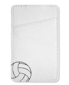 This volleyball money clip is created from actual volleyball material. If you love volleyball, use the only money clip made from actual volleyball material! Fits easily into any pocket—Keep your cash in a volleyball money clip!