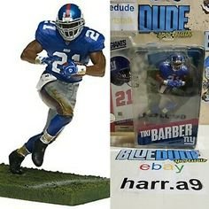 McFarlane Sports NFL Series 6 QB Drew Bledsoe Buffalo Bils Action Figure .