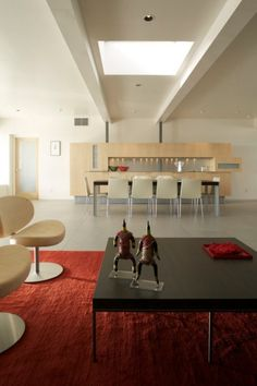 Winter Residence Remodel by Ibarra Rosano Design Architects - 05