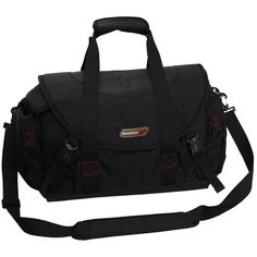 Scierra Outpost Base Camp Bag is a great fishing bag with a large main compartment and plenty of sub-compartments. #scierra #fishing #flyfishing #fishingbag