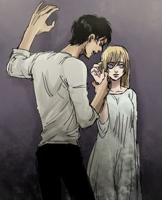 Historia & Eren