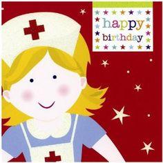 nurse happy birthday -                                                       …