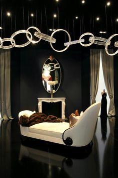 CHRISTOPHER GUY-beautiful light fixture...