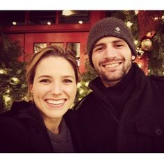 Sophia Bush and James Lafferty: LOVE THEM
