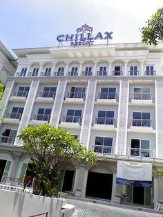Chillax resort-New romantic hotel in bangkok (samsen soi 2)
