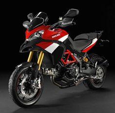 Ducati Multistrada 1200 S Pikes Peak Edição Especial   BATALHAX